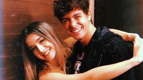 Mimi Doblas y Alfred García