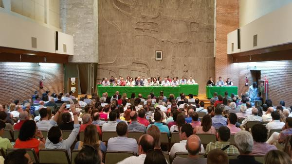 Córdoba.- El Comité Provincial del PSOE aprueba que Antonio Ruiz sea el candidato a la Presidencia de la Diputación