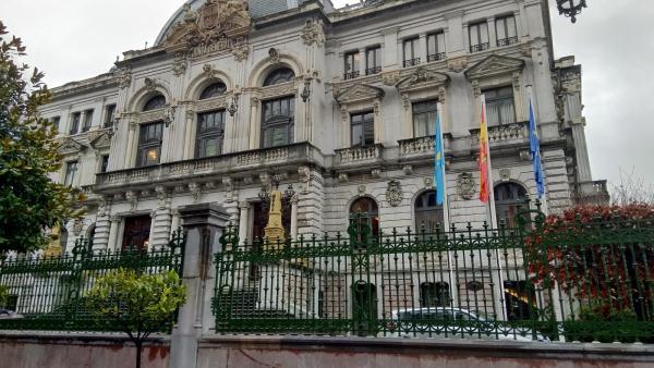 26M.- El nuevo parlamento asturiano se constituirá la última semana de junio