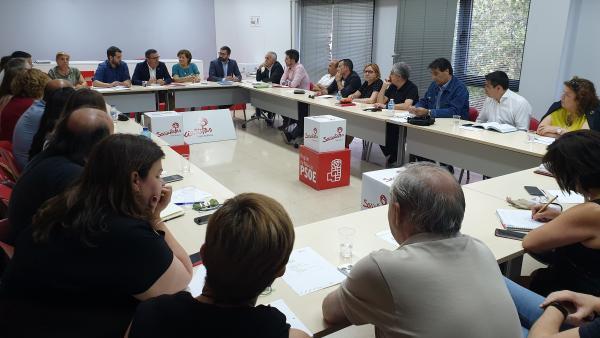 PSRM expedienta a Castejón y los cinco concejales de Cartagena que apoyaron acuerdo con PP y Ciudadanos