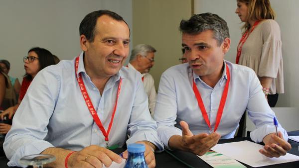 Málaga.- El PSOE designa a José Bernal como candidato a la Presidencia de la Diputación de Málaga
