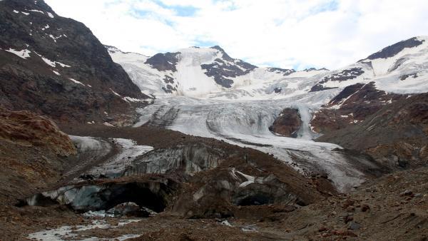 Glaciar sin hielo