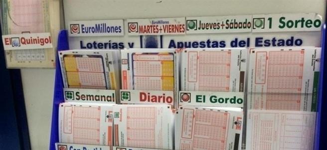Una administración de Loterías