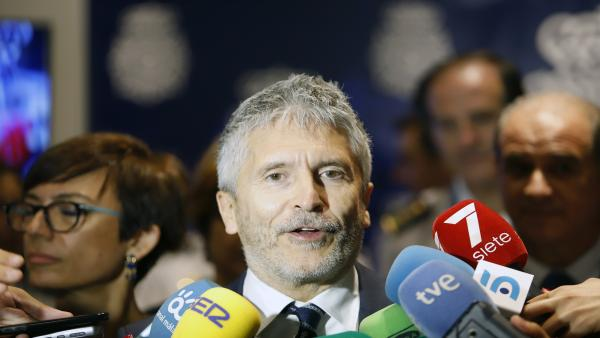 Marlaska dice que el Centro de Atención Temporal a Extranjeros de Málaga se abrirá en julio