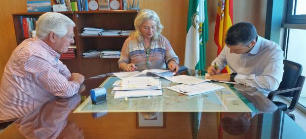 Cádiz.- La Junta inicia en julio las obras para nuevas vías ciclistas y peatonales en Los Toruños