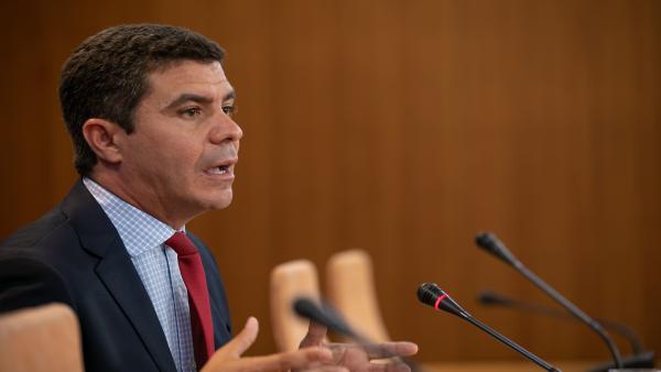 Granada.- Cs Andalucía, a Vox: 'Es más rentable ser responsable y sumar que amenazar'