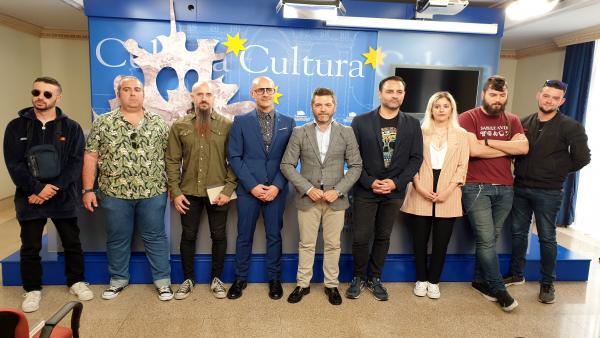 The Zombie Kids, Foyone y ocho grupos locales participan este sábado en el TresAcordesFest en Salamanca