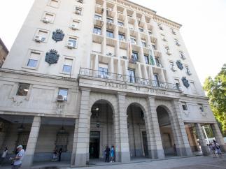 Sevilla.- Tribunales.-Condenadas once personas entre año y medio y dos años de cárcel por menudeo de drogas en La Algaba
