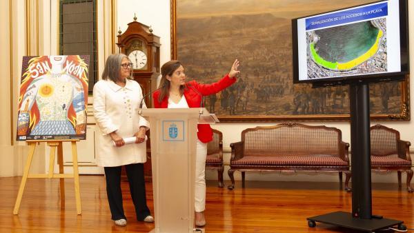 Más de 500 perosnas integrarán el dispositivo de seguridad para la celebración del San Juan en A Coruña