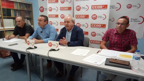 UGT y CCOO anuncian un 'verano caliente' por el bloqueo patronal del convenio colectivo de hostelería