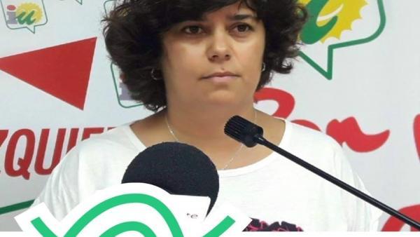 Cádiz.- IU elige a la concejala de Sanlúcar Carmen Álvarez como diputada provincial para la Diputación
