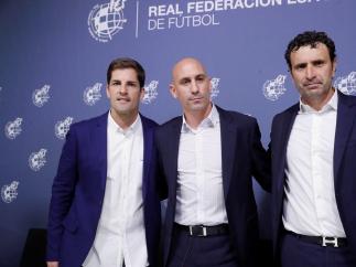 Moreno, Rubiales y Molina