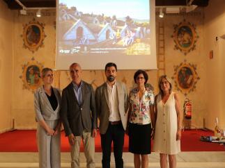 Sevilla.-Turismo.-Acción promocional conjunta de Ayuntamiento y Turismo de Hungría por el vuelo Sevilla-Budapest