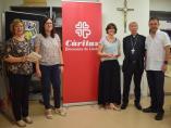 Cáritas asegura que familias con vivienda y empleo no viven con dignidad en Lleida