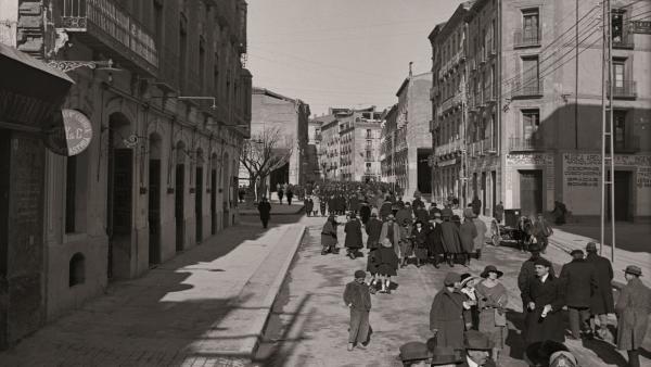 Un documental recrea la historia de la provincia oscense a partir de imágenes de los hermanos Viñuales