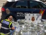 Sevilla.- Sucesos.- Detenidas cuatro personas acusadas de tener una plantación 'indoor' de marihuana en Dos Hermanas