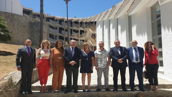 Cádiz.- La Escuela de Arte de Algeciras estrena reforma integral y nuevas enseñanzas para el curso 19/20