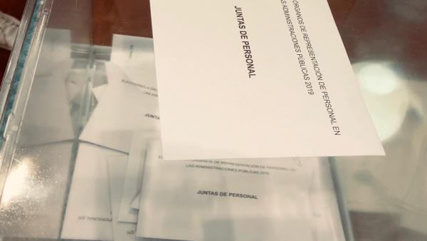 CSIF gana las elecciones en la Administración de Justicia en Extremadura al obtener 13 delegados
