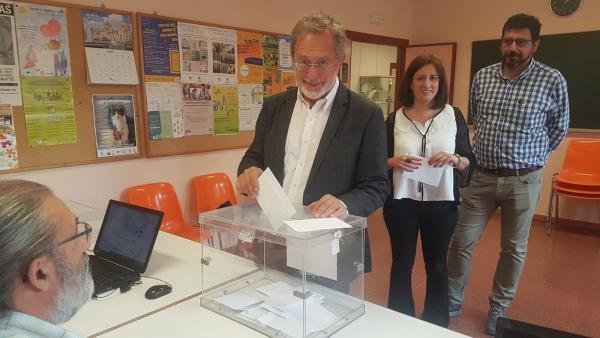 El censo de VTLP refrenda con un 90,4% de apoyo la entrada de sus ediles en el Gobierno del Ayuntamiento de Valladolid