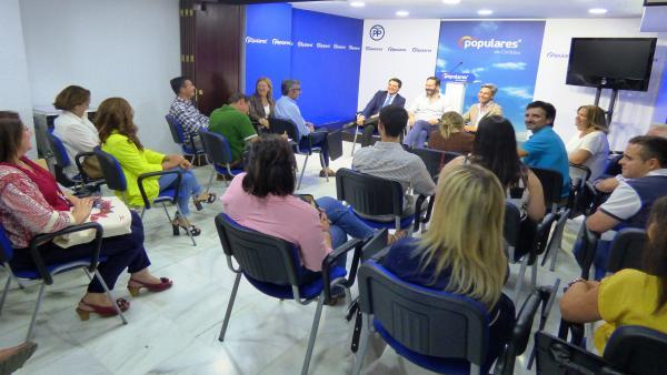 Córdoba.- El PP cordobés propone a sus ocho diputados provinciales