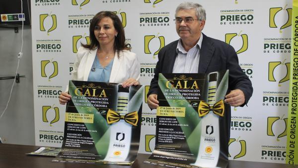 Córdoba.- La DOP Priego de Córdoba premia el 'esfuerzo' de sus agricultores e industrias amparadas