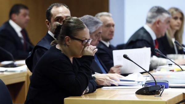 Juicio a la auxiliar de Alcalá