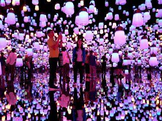 Magia, colores y luces en Tokio