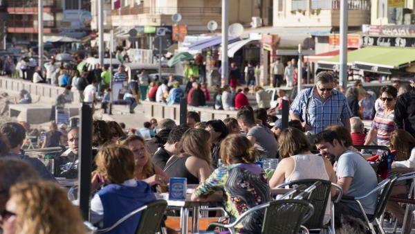 Turismo.- Diputación prevé ocupación turística de entre el 85 y 90% en establecimientos de costa de Castellón en julio