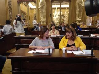 Arranca la primera sesión del Parlament de la X Legislatura en la que se elegirá a Vicenç Thomàs presidente de la Cámara