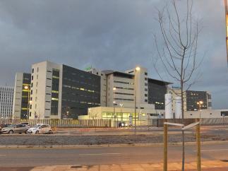 Hospital San Cecilio, Granada.