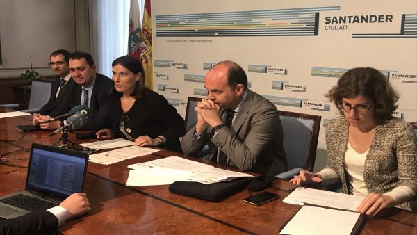 Santander.- Las primeras iniciativas del proyecto 'Santander Smart Citizen' serán tangibles en primavera de 2020