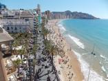 Hoteleros de Benidorm, dispuestos a negociar con el Gobierno una 'salida' al Imserso 2019