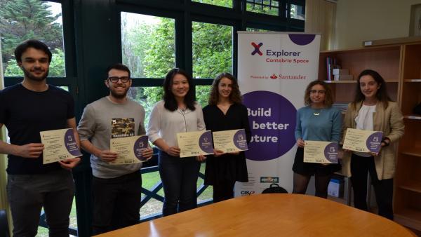 Una startup que digitaliza recursos en los puertos deportivos, primer premio Explorer Cantabria 2019 *