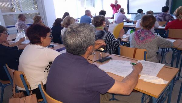 Sevilla.- Abre el miércoles el plazo de preinscripción en el Aula de Mayores de Alcalá de Guadaíra