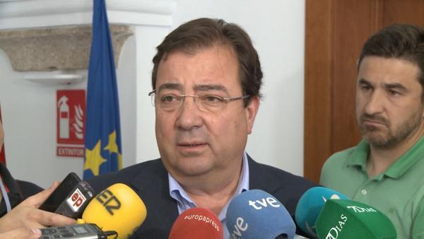 Vara planteará en su discurso de investidura 'prioridades' para la región y ofrecerá 'consensos' en temas 'importantes'