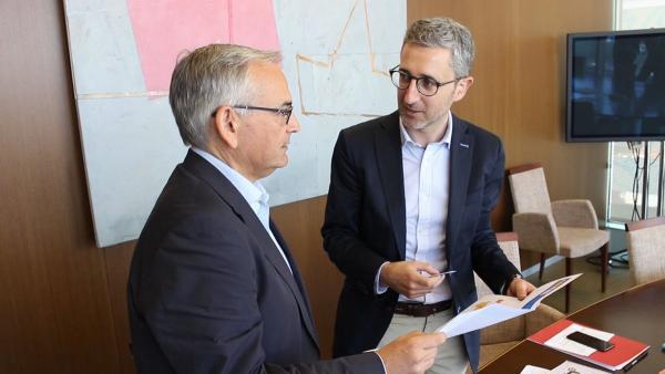 El Gobierno espera 'cambios sustanciales' en el Corredor Mediterráneo durante esta legislatura