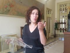 26M.- Sílvia Tur encabezará la coalición de GxF, PSOE e IU en el Parlament