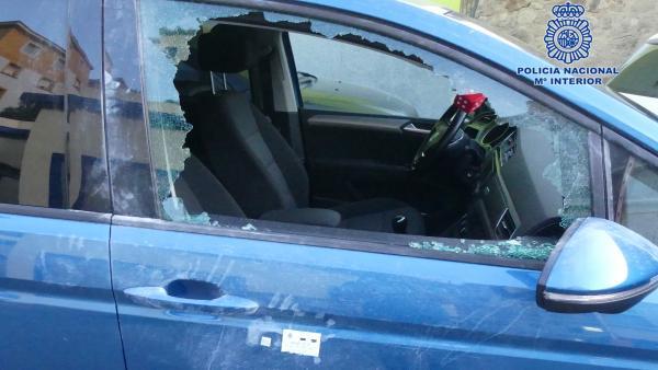 Sucesos.- Dos detenidos como presuntos autores de varios robos con fuerza en interior de vehículo en Cartagena
