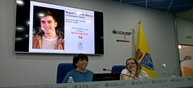 Cádiz.- El 95,11% del alumnado aprueba en junio las Pruebas de Acceso y Admisión a la Universidad en Cádiz