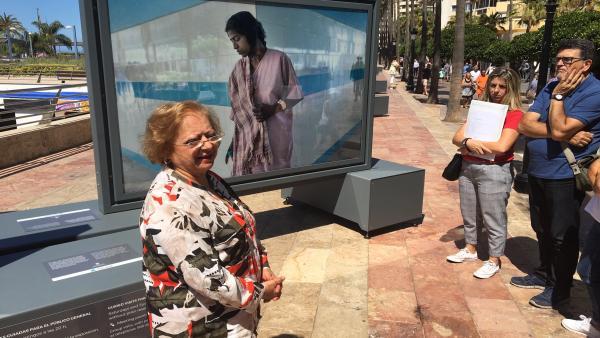 Málaga.- Marbella acoge una exposición que muestra la labor de las mujeres en las zonas rurales de India