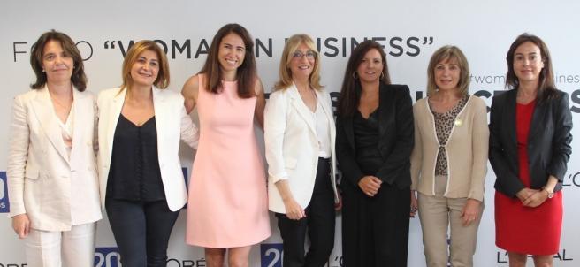 "Foro Woman in Business: ""Mujeres, Liderazgo y Empresa"""