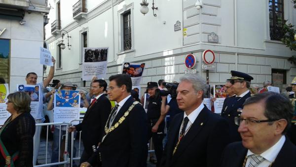 Granada.- Granada Laica rechaza la participación del Ayuntamiento y de diversas autoridades en la procesión del Corpus