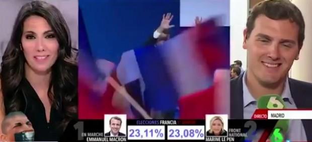Aquel otro momento 'embarazoso' de Rivera cuando en Ciudadanos se habló de su relación con Macron