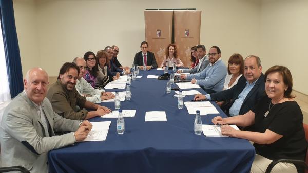 PP y Cs avanzan en la puesta en marcha de su acuerdo programático para el Ayuntamiento de Salamanca