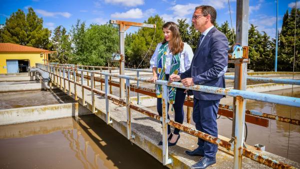 Córdoba.- La Junta desbloquea la ampliación de la Estación Depuradora de Aguas Residuales de Pozoblanco