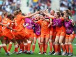 Holanda gana a Canada en el Mundial femenino
