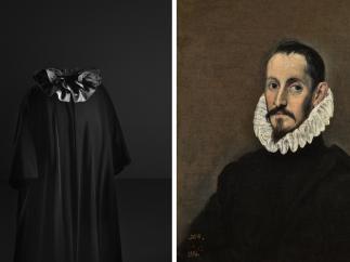 Cristóbal Balenciaga, el arte en las costuras