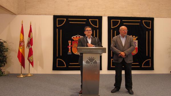 Vox decidirá las alcaldías de Burgos y Palencia tras el pacto PP-Cs, y Cs se queda las diputaciones de Burgos y Segovia