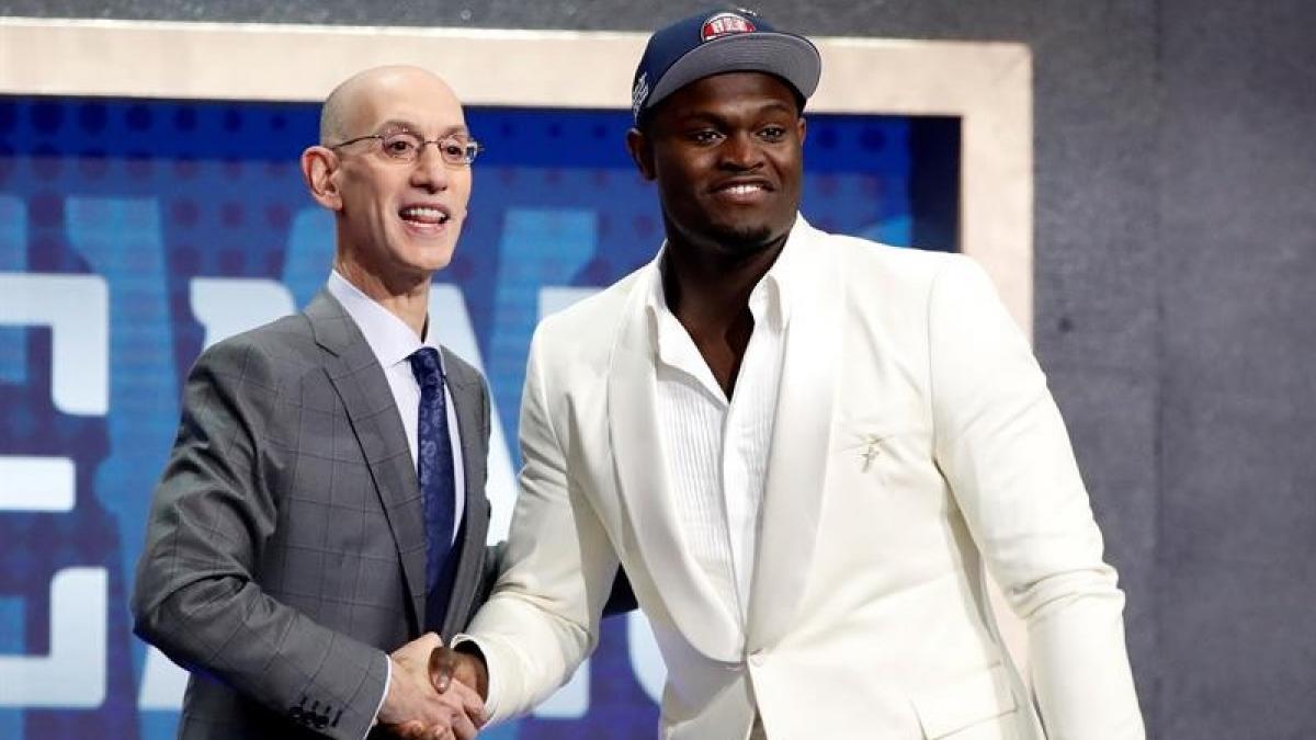 Resultados Draft NBA 2019