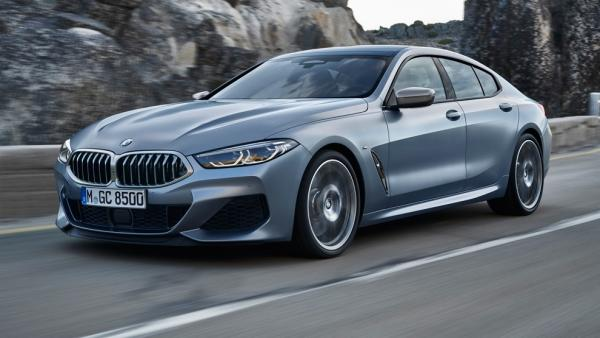 BMW prepara su nuevo Serie 8 Gran Coupé con 530 caballos.